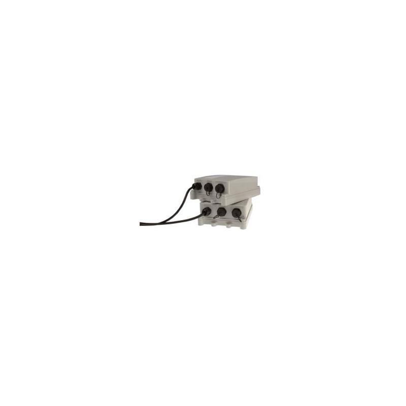 T8124-E PoE Midspan, 1 Port, IP66, 60W aussen