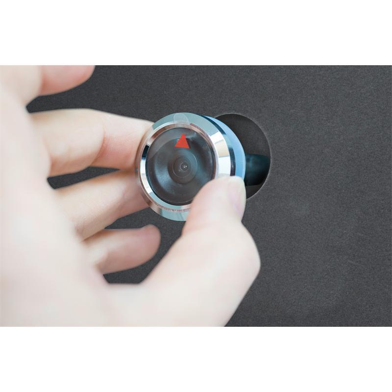 intersteel digitaler t rspion mit extragro em 8 9 cm display und t rkamera f r 38 bis 72 mm. Black Bedroom Furniture Sets. Home Design Ideas