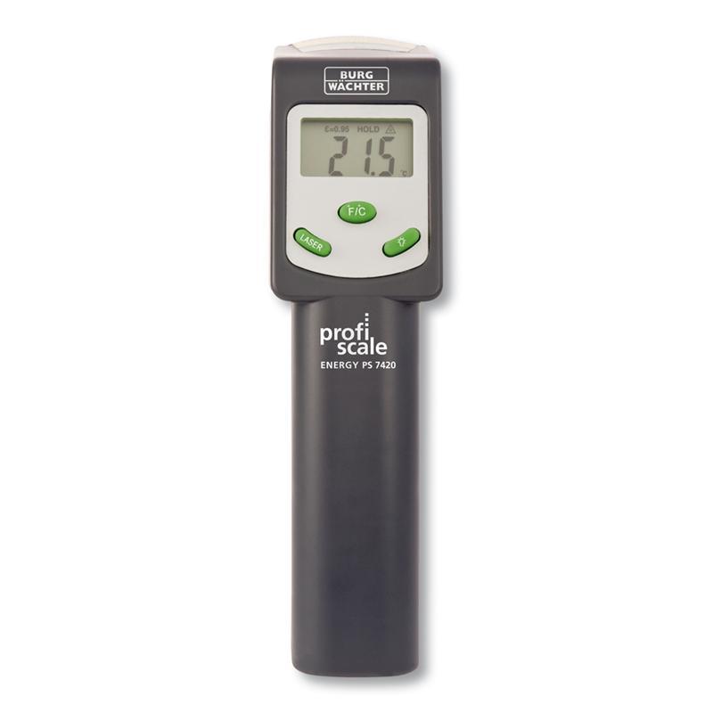 Temperaturmessgerät Test