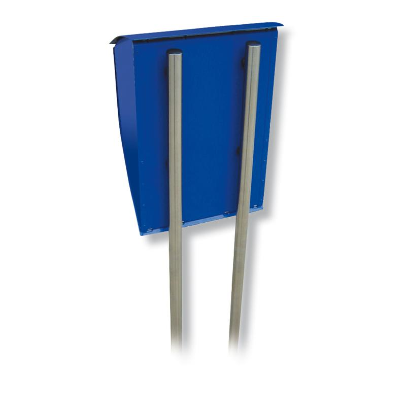 Universal 150 Ni Briefkasten-Ständer