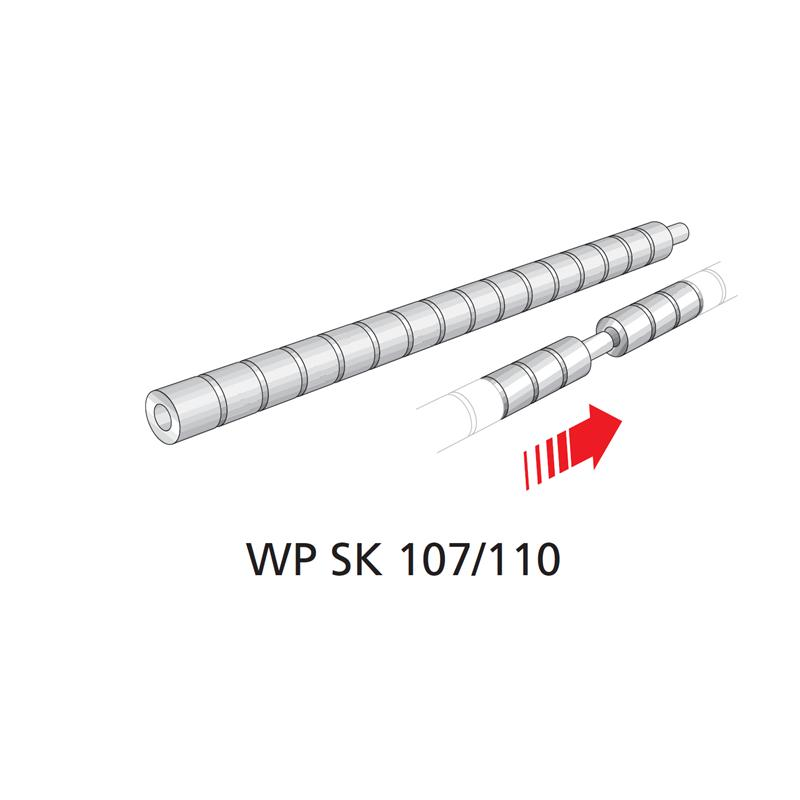 WPMS107 Bolzen Bauteil für winProtec