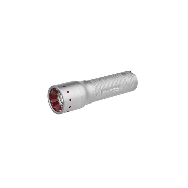 LED LENSER B7.2 Taschenlampe inkl. Halter 9427