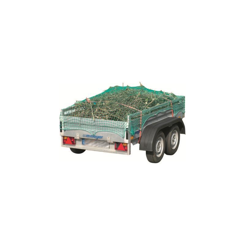 AAN1 1,5 x 2,2m Anhänger-Abdecknetz