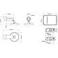 Axis M2014-E IP-Kamera 720p PoE IP66