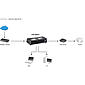 FSW-0808TX 8-Port Fast Ethernet Switch