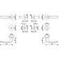 New York 1810/42KV/42KVS Badgarnitur WC F1