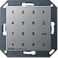 Gira Keyless In Codetastatur, 260565, Alu. TX44