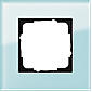 Gira Abdeckrahmen 1fach Glas Mint Esprit