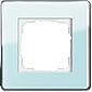 Gira Abdeckrahmen 1fach Glas C mint Esprit