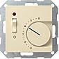 Gira Raumthermostat E/A cws-gl System 55
