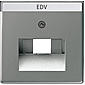 Gira Zentralplatte UAE/IAE m. Schriftf. eds E22