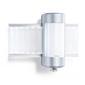 Steinel Sensor-Leuchte 2x40W G9 IP44 L 270 S alu