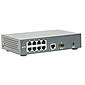 FGP-1000 0FE PoE + 1 GE + 1 GE SFP Switch