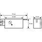 Esylux Dämmerungsschalter CDS-E für Leuchten