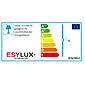 Esylux Automatic-Leuchte m. BWM AL P Monza 130 sw