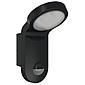 Esylux LED-Strahler 14W AOL 100 LED 5K sw