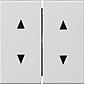 Gira Wippe m.Pfeilsymbolen rws-gl System 55