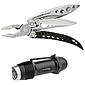 LED LENSER F1 + LEATHERMAN Freestyle Geschenk Box