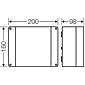 Hensel Kabelabzweigkasten K 9250-25qmm 3ph. 35qmm