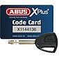 ABUS Bügelschloss Granit X-Plus 540/160HB300