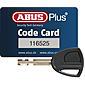 Abus Bügelschloss uGrip 501/160HB230+USH501 black