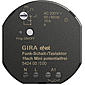 Gira eNet Funk-Schalt- Tastaktor 1f. Mini pot.frei
