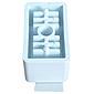 ABUS FUET50020W Magnetunterlage 14mm - weiß