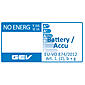 GEV Solar-LED-Strahler Duo LPL 841 + Akku, weiss