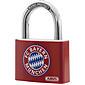 Abus T65AL/40 FC Bayern München Fan Vorhangschloss