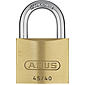 ABUS Messing-Vorhangschloss 45/40 Triples 3er Set