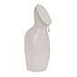 Urinflasche für Frauen mit Deckel 1000ml Skala
