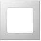 Somfy 1-fach Smoove Rahmen - Silver 9015024