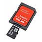 SanDisk microSD Card 8GB + Adapter