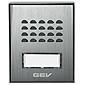 GEV Außeneinheit CAS Audio-Türsprechanlage 1-Fam.