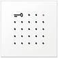 Siedle + Söhne Elec.-Key-Lese-Modul ELM 611-01 W