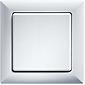 Eltako Funktaster FT55-wg AP, weiß glänzend