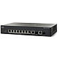 Cisco SG300-10PP 10-port GB PoE+ Managed Switch