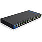 Linksys LGS116P 16-Port PoE+ GB-Switch