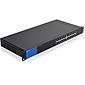 Linksys LGS124P 24-Port Rackmount PoE+ GB-Switch