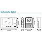 Somfy Farb-Videotürsprechanlage V400 2401296