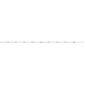 Quertraverse Secofix für Fensterlaibung 1380mm