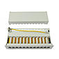 Synergy 21 Patch Panel, 12xTP CAT6A. 500Mhz, AP
