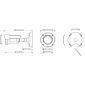 Axis P1435-E IP-Kamera 1080p Tag/Nacht PoE IP66