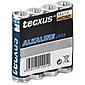 LUPUS Batterie Alkali Micro AAA - 4 Stück