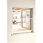 "Alu-Fensterrollo ""Smart"" 80 x 160 cm weiß"