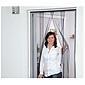 Lamellenvorhang Polyester 100 x 220 cm anthr 4tlg.