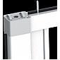 Alu-Türrollo Bausatz 125 x 220 cm weiß