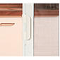 Alu-Türrollo Bausatz Smart 125 x 220 cm weiß