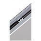 Insektenschutz-Dachfenster-Plissee 160x180cm, weiß