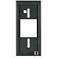 HID 6132AKB Abstandshalter für R10, 12,7mm schwarz